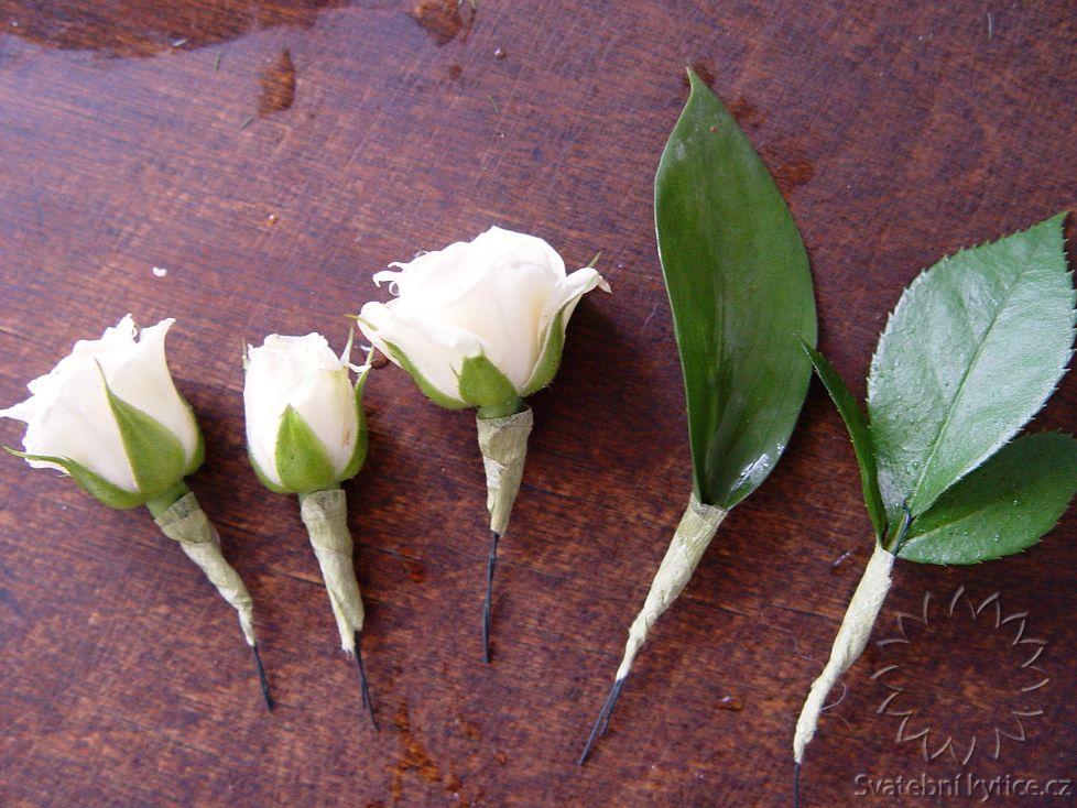 Květy do vlasů (45 70)  c8a59b1895