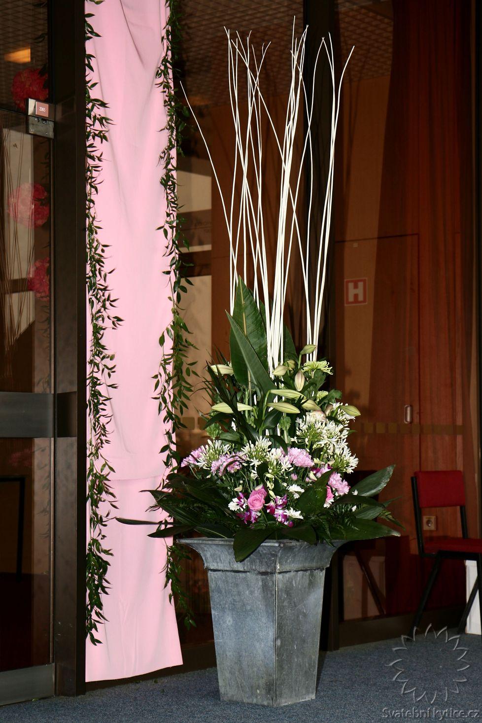 Kvetinove Dekorace Kongresove Centrum Praha Mary Kay 585