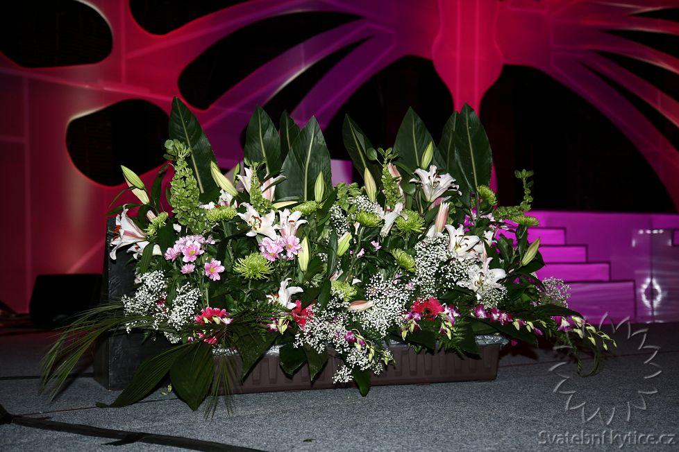 Kvetinove Dekorace Kongresove Centrum Praha Mary Kay 533 2413